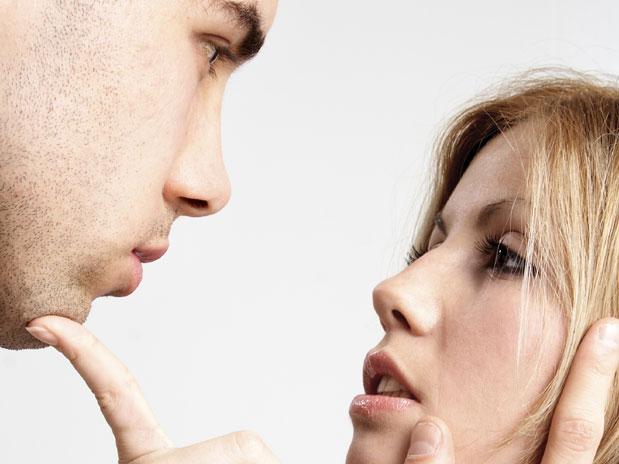 Resultado de imagen para imagenes de parejas mirandose