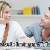 Tratas De Recuperar A Tu Ex y Sientes Que Nada Funciona?
