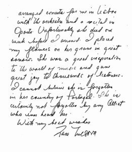 Escribele Una Carta De Amor a Tu Esposa