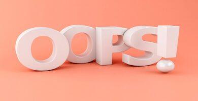 Errores Durante La Regla De No Contacto